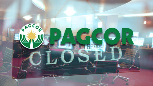 PAGCOR orders closure of 53 LRWC eGaming parlors
