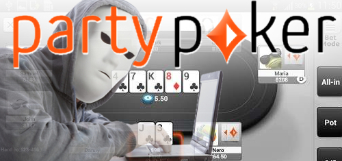 PartyPoker anonymizes hand histories, bans seating scripts