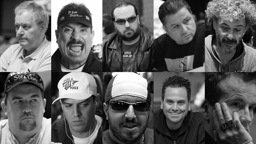 Poker Hall of Fame Shortlist Once Again Divides North American and European Poker Communities