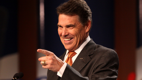 Prop Betting: Will Ex-Gov. Rick Perry Dance To His Redemption?