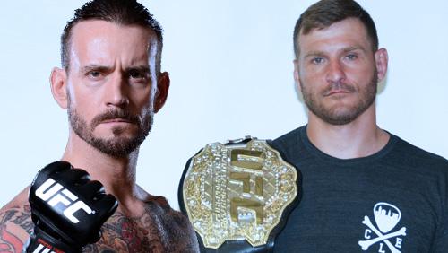 UFC 203: Fan favorite Miocic, former WWE superstar Punk go for the jugular