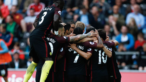 Week 6 EPL Review: Man City's Perfect 10