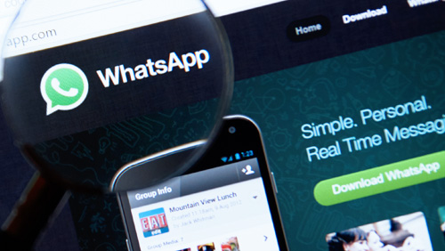 Why are the betting companies ignoring the 1 billion WhatsApp users?