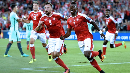 World Cup Round Up: Portugal Humbled by The Swiss; France Draw a Blank And The Faroes Grab a Point