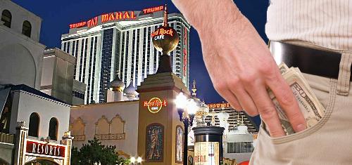 Atlantic City casino revenue falls in September thanks to troubled Taj Mahal