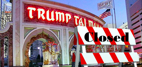 Trump Taj Mahal closure leaves Atlantic City with just seven casinos
