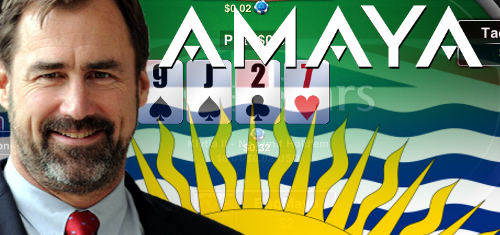 British Columbia pol under fire for Amaya investment