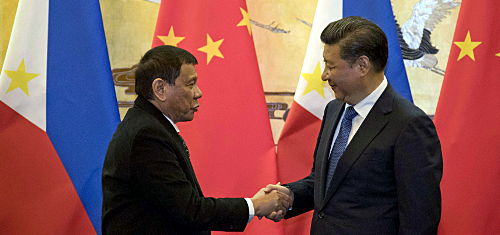 Philippine casinos to benefit from China tourism deal