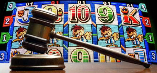 "Crown Resorts, Aristocrat Leisure sued over ""deceptive"" pokies machines"
