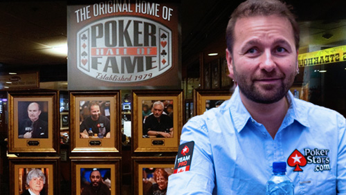 Daniel Negreanu Outlines His Plan to Save the Poker Hall of Fame