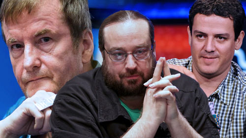 Devilfish Misses Out on Poker Hall of Fame; Mortensen & Brunson Are In