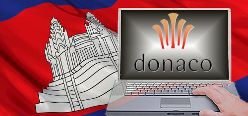 Donaco International to branch out into online gambling in Cambodia