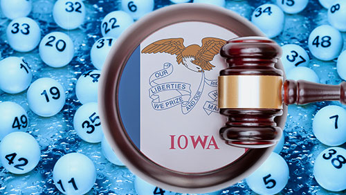 Iowa judge greenlights winner's lawsuit in lottery-fixing case