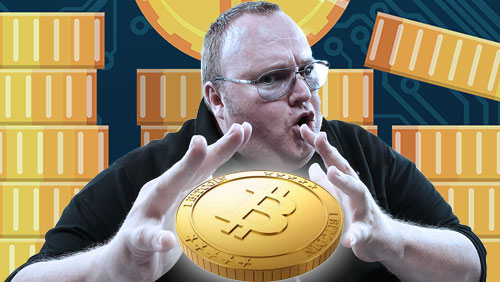 Kim Dotcom predicts bitcoin will hit $2000 in 2018