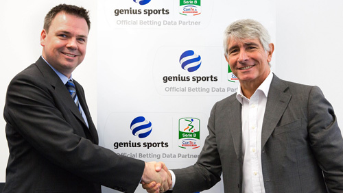 Lega B selects Genius Sports as Official Data Partner