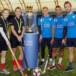Leicester City Take On Gold Medal Winning Hockey Goalkeeper In Betstars Challenge