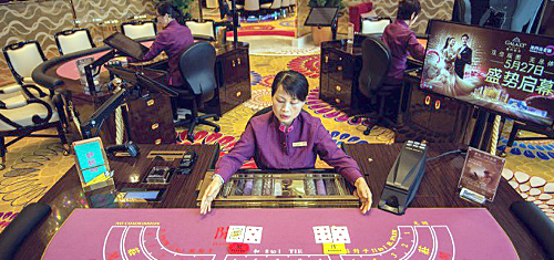 Macau casino dealers overrepresented on city's problem gambling registry