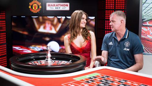 Marathonbet launches Manchester United casino