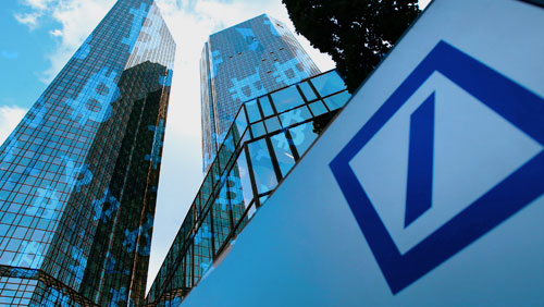 No plans to bail out Deutsche Bank: Will bitcoin save the day?