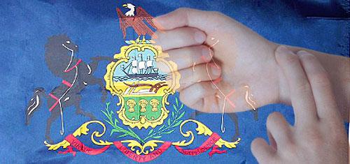 Pennsylvania online gambling legislative future looking shaky
