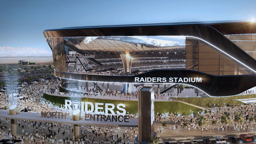 Taxpayers may foot Las Vegas Raiders Stadium's building bill