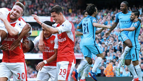 Week 8 EPL Review: Arsenal Move Level With City At The Top