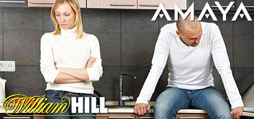 William Hill, Amaya scrap merger talks