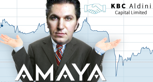 Baazov confirms Dubai firm not part of funding for Amaya takeover