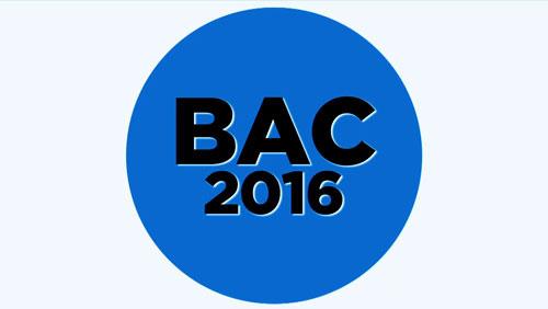 BAC 2016 Promo Video