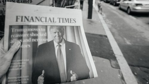 Buy Las Vegas, US Small Caps, Sell China on Trump Win
