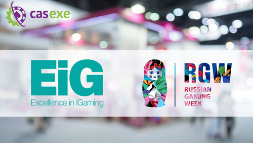 CASEXE summarized the results of the October events – EiG Berlin & RGW Sochi