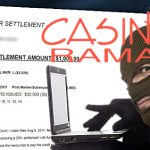 Hacker posts stolen Casino Rama files online