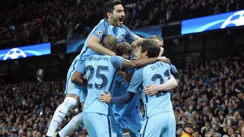 Champions League Round-Up: City Beat Barcelona