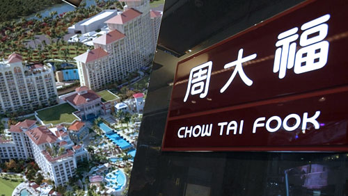 Chow Tai Fook Enterprises eyes buying stalled Baha Mar resort
