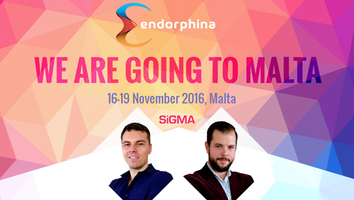 Endorphina's sales team is going to iGaming summit in Malta