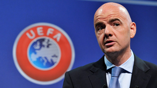 FIFA President believes video replays will aid officials in the 2018 World Cup