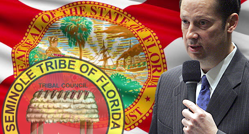 Florida senate prez to push for new Seminole gaming compact