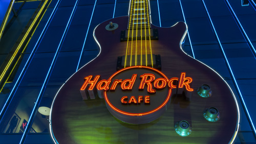 Hard Rock Seeks Partners as it Joins Japanese Casino Fray