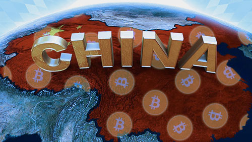 Legal status on the horizon for bitcoin in China