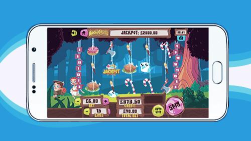 mFortune launch reel-less Hansel & Gretel slots game