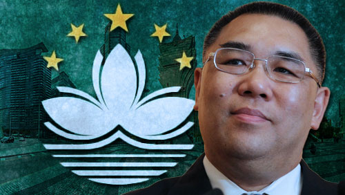 Macau chief forecasts 'low' single-digit recovery in 2017