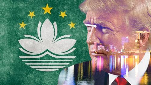 Macau insulated from Trump's anti-China rhetoric