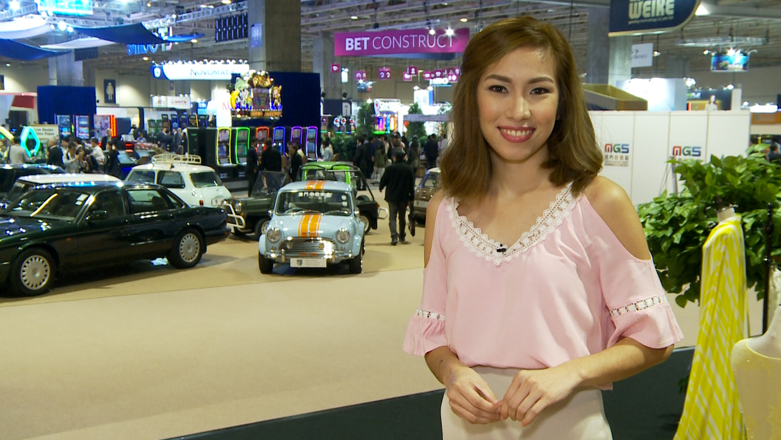 Macao Gaming Show 2016 day 1 recap