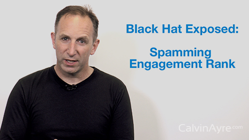 SEO Tip of the Week: Engagement Rank – Get Your Rankings Up