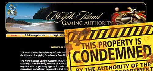 Norfolk gambling