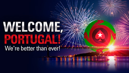 Pokerstars launches poker and casino games in Portugal