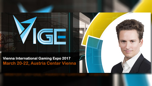VIGE2017: Valéry Bollier to speak about iGaming and the Social Revolution at VIGE2017 - Innovation talks(Day 2 - 21.03.2017)