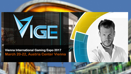 VIGE2017: EiG startup winner - Martin Cagalinec (1SpinMillionaire) to speak about their recent innovation - The life-changing experience in online gaming