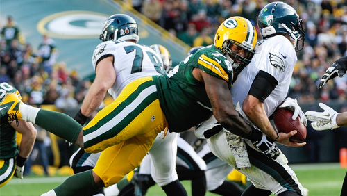 Week 12 Monday night football betting preview