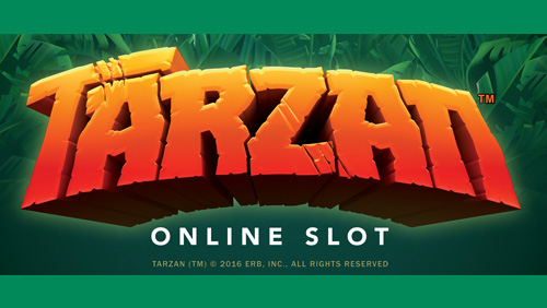 """Aah-eeh-ah-eeh-aaaaaah-eeh-ah-eeh-aaaaah!"""" Tarzan® online slot is swinging into play"""
